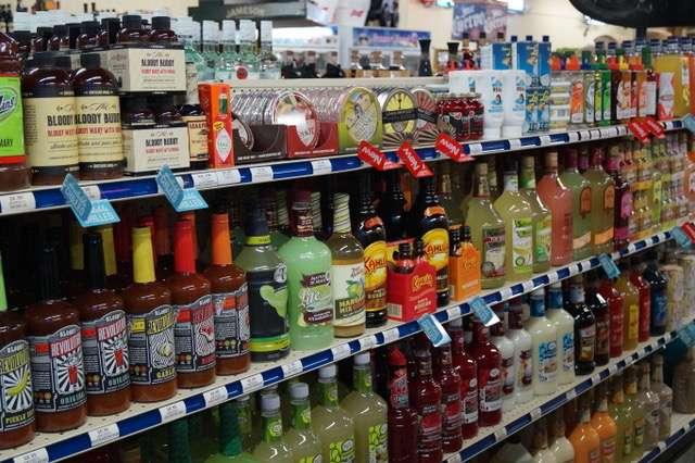 island liquor stores